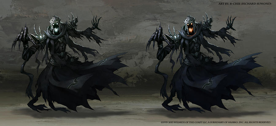 Wraith by r-chie