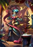 Sha-Terr the Silk Trader