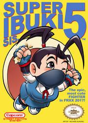 Super Ibuki World 5 by r-chie