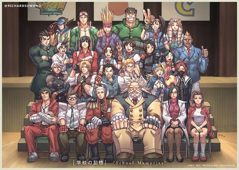 Rival Schools School Memories