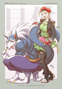 The Date - [Cammy and Talbain)