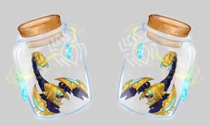 jungler in a bottle Skarner