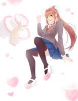 C : Monika DDLC