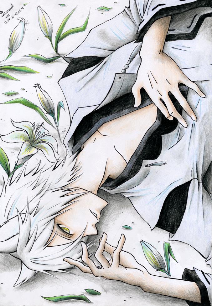 Soushi Miketsukami by blackCRYSTALeyes
