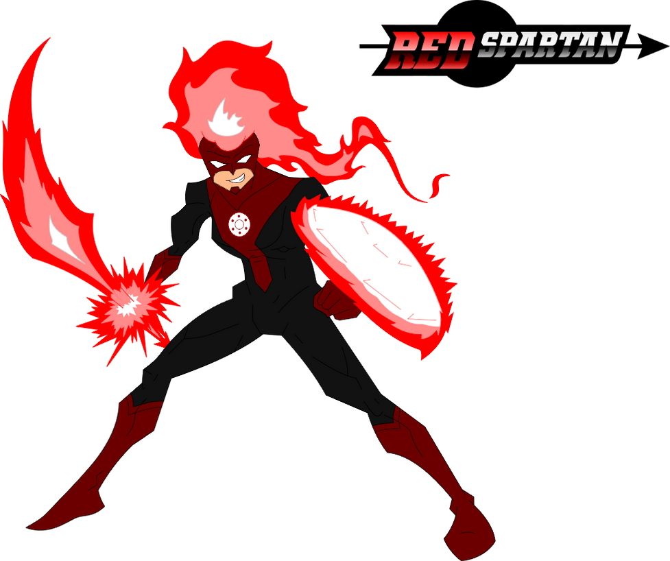 The Red Spartan