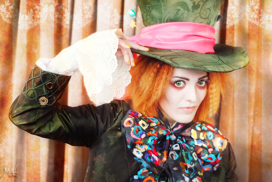 mad hatter and alice relationship help