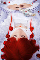 Esther Blanchett by Melali
