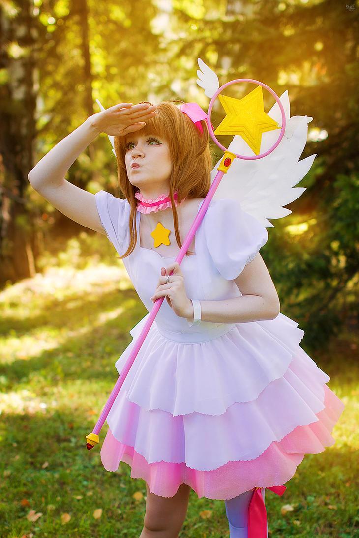 Sakura Kinomoto by Melali
