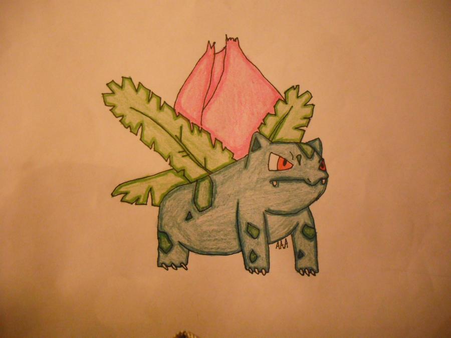 Ivysaur 002 by luethlover