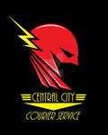 Central City Courier T-Shirt