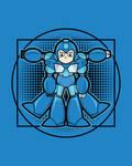 Vitruvian Mega T-Shirt