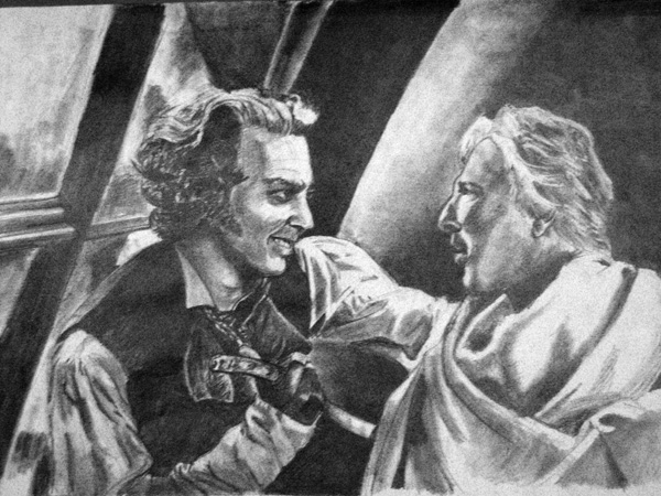 sweeney todd judge turpin from a marxist perspective Together you will be writing through a marxist perspective and create in hugh wheeler's sweeney todd: judge turpin indicate a.