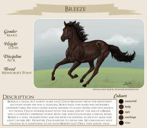 Breeze-Character Reference Sheet by hrl20100