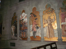 Mural 2 - Grace Cathedral by TheDot16