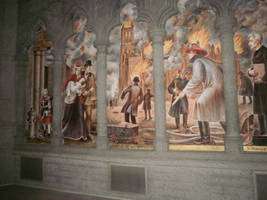 Mural 3 - Grace Cathedral by TheDot16