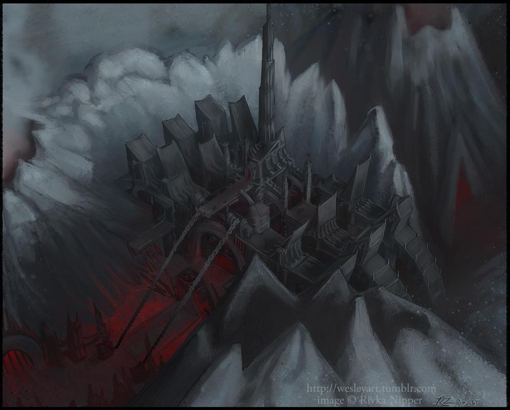 Palette Meme: The Iron Hell by RivkaZ