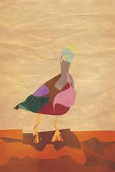 A Sparkle Bird by Dwerno