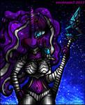 Nightmare Rarity Anthro