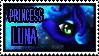 Stamp:  Princess Luna by rocioam7