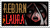 Stamp: Reborn Laura by rocioam7