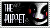 Stamp: The Puppet by rocioam7