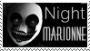 Stamp: Nightmarionne by rocioam7