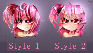 What style do you prefer?(Comment-Style 1 or 2) :)