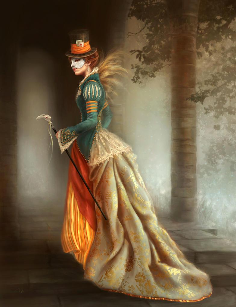 Not Alice by efelidi