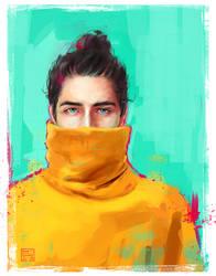 o5o118 (... but I love my yellow jumper!) by efelidi