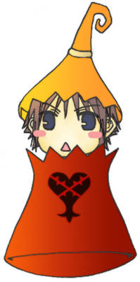 Red Nocturne Sora, anyone? XD