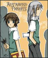 Advanced Theory - Riku+Sora by pandarot