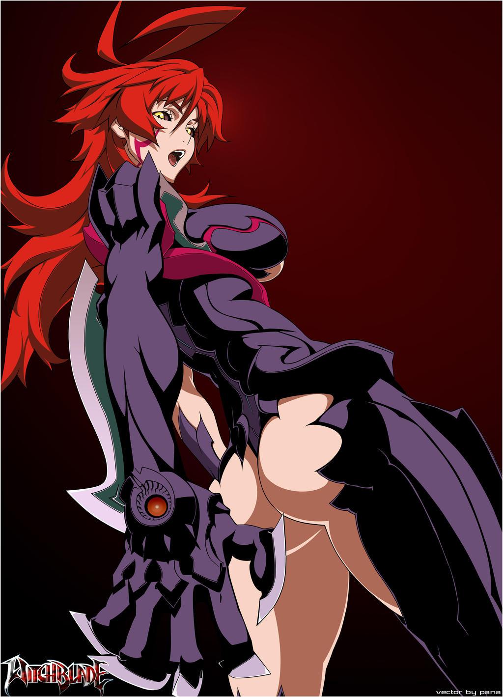 [Image: Witchblade___Masane_Amaha_by_pana74.jpg]