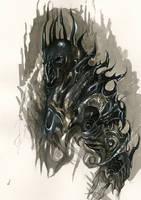 Sauron by SkaraManger