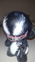 Venom  Mini Munny by SkaraManger