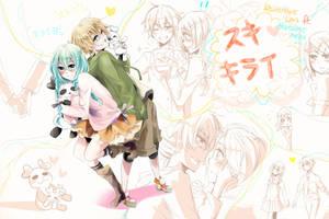 Suki Kirai (Like Dislike) by xxHazukiixx