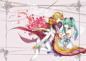 Happy Valentines~ by xxHazukiixx