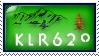 KLR620 Stamp by KLR620
