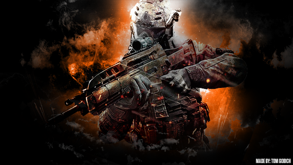 black ops 2 poster art by 6bromedia on deviantart