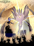 Hollow knight: the radiance battle