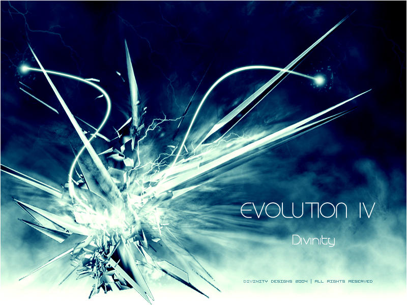 EVOLUTION IV by Divinity-GFX