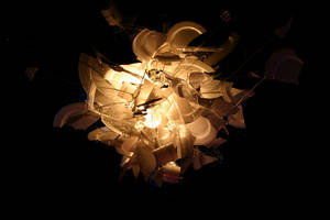 Explosive Dinner Party Chandelier by Little-Solace