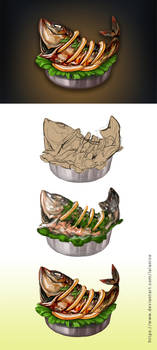 Food icon tutorial 05