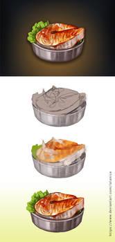 Food icon tutorial 07
