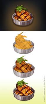 Food icon tutorial 09