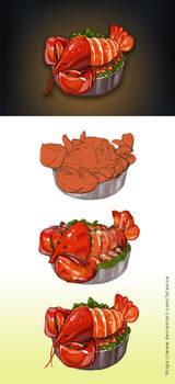 Food icon tutorial 10
