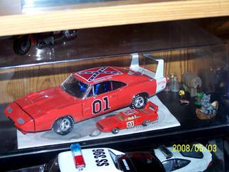 General Lee II Daytona 00 by coonk9