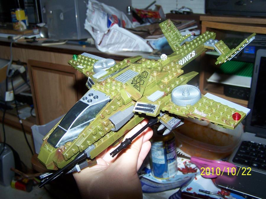 Unsc Hawk Unsc Hawk Vtol Gunship 1 by