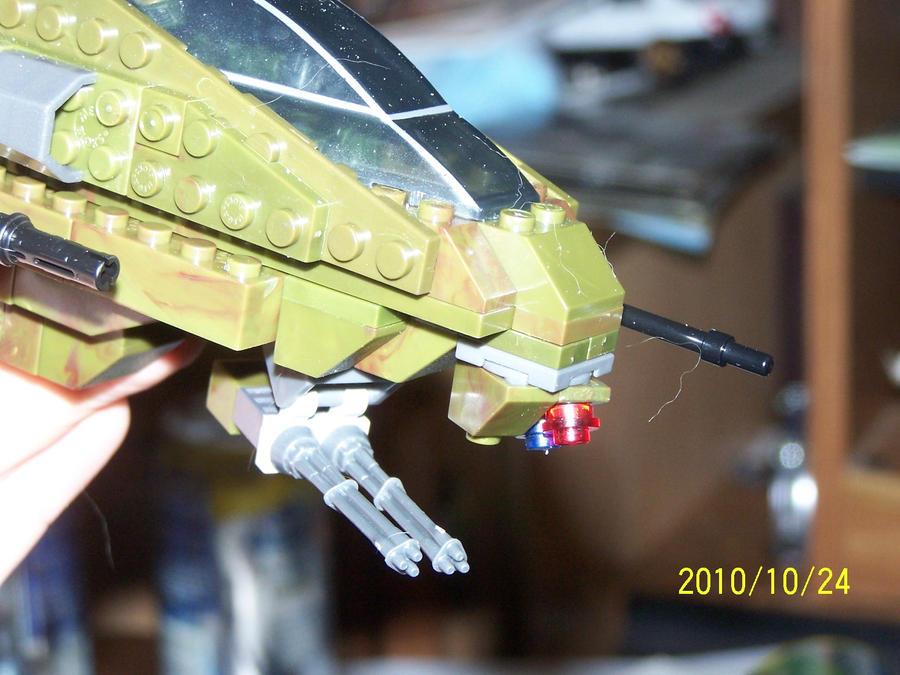 Unsc Hawk Unsc Hawk Vtol Gunship 8 by