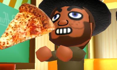 Freddy's floating pizza by ilikecookies23