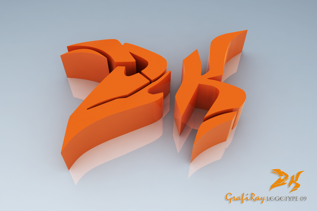 Logo Çalışmalarım Grafi-Ray ..